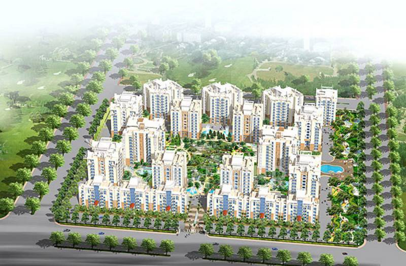 Images for Elevation of Purvanchal Silver City 2