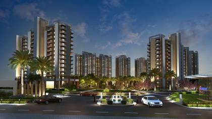 Images for Elevation of Vatika City