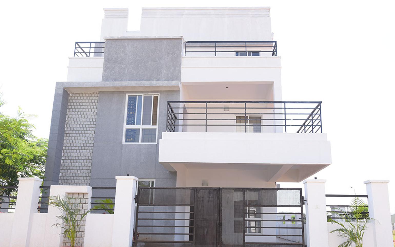 3131 sq ft 5 bhk 6t villa for sale in modi sterling homes Manhattan home design hyderabad address