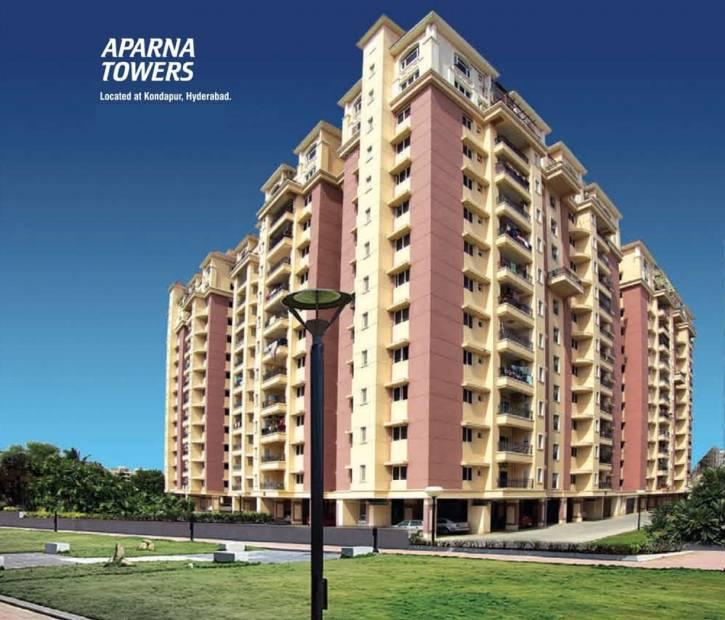 Images for Elevation of Aparna Constructions Towers