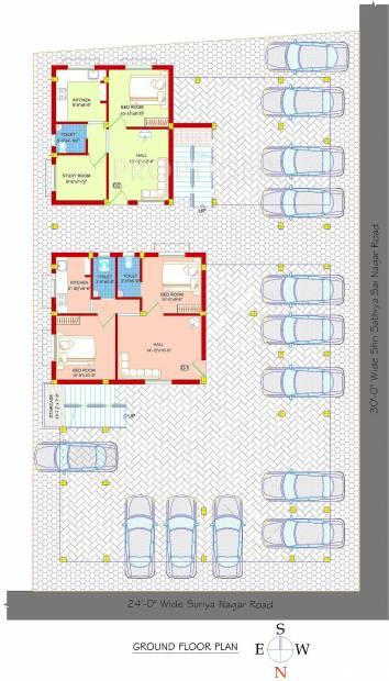 Images for Cluster Plan of SBA Associates Fortuna