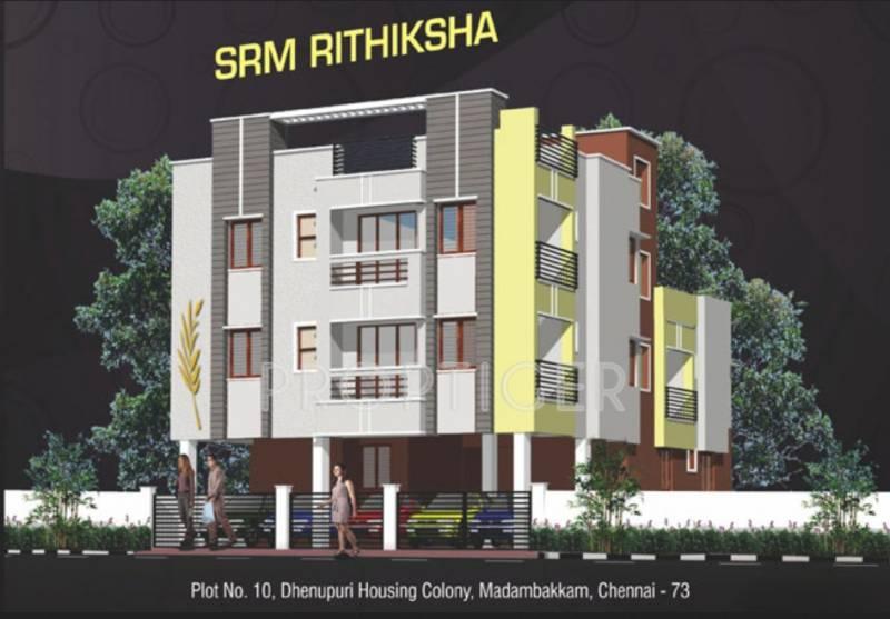 Images for Elevation of SRM Rithiksha