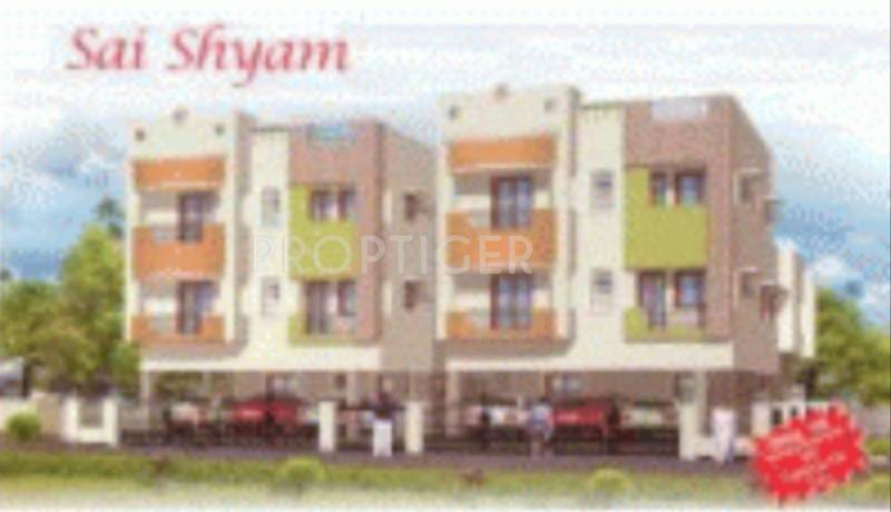 Palace Homes Sai Shyam View Elevation
