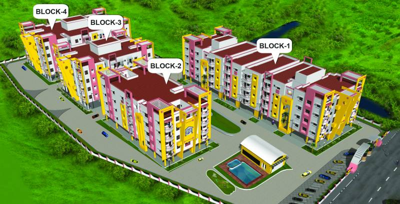 Images for Layout Plan of BSR GLN Residency