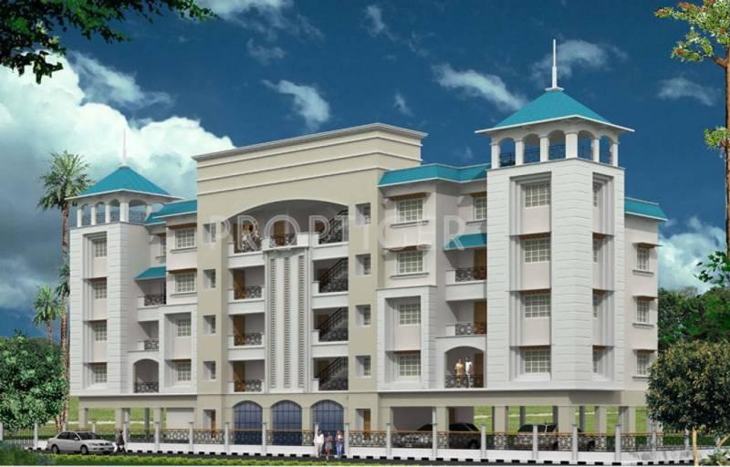 Images for Elevation of Vijay Shanthi Gangothri Apartments