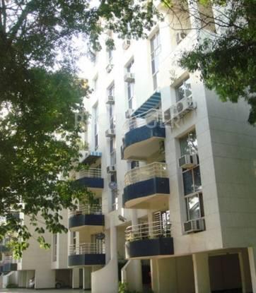clover-housing watergardens Elevation