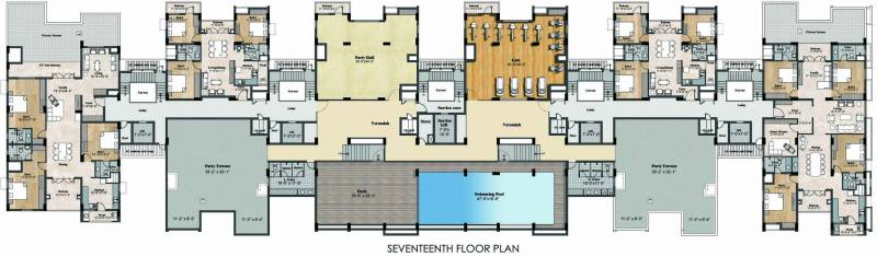 Images for Cluster Plan of Tulive Horizon Residences