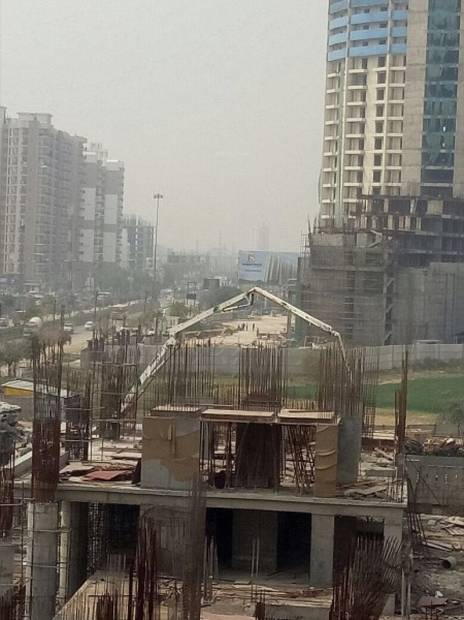 Images for Construction Status of Ajnara Grand Heritage