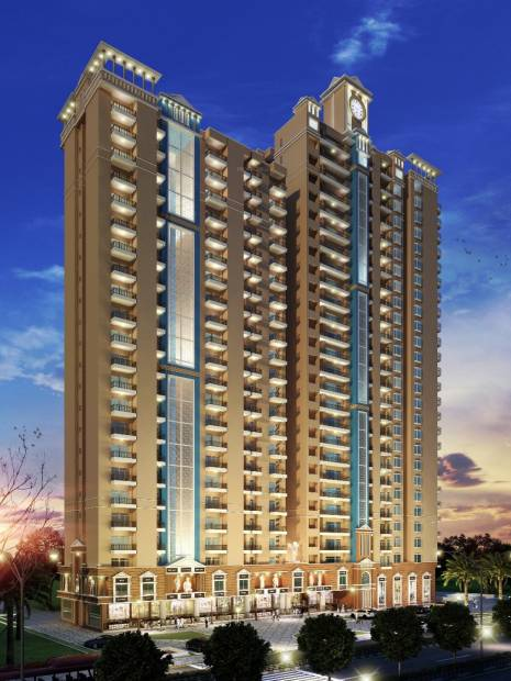 grand-heritage Images for Elevation of Ajnara Grand Heritage