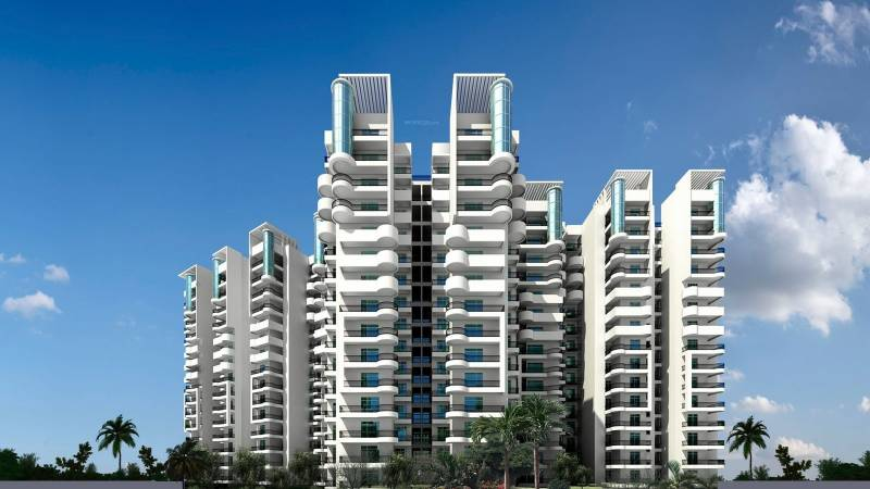 Images for Elevation of Ajnara Grand Heritage