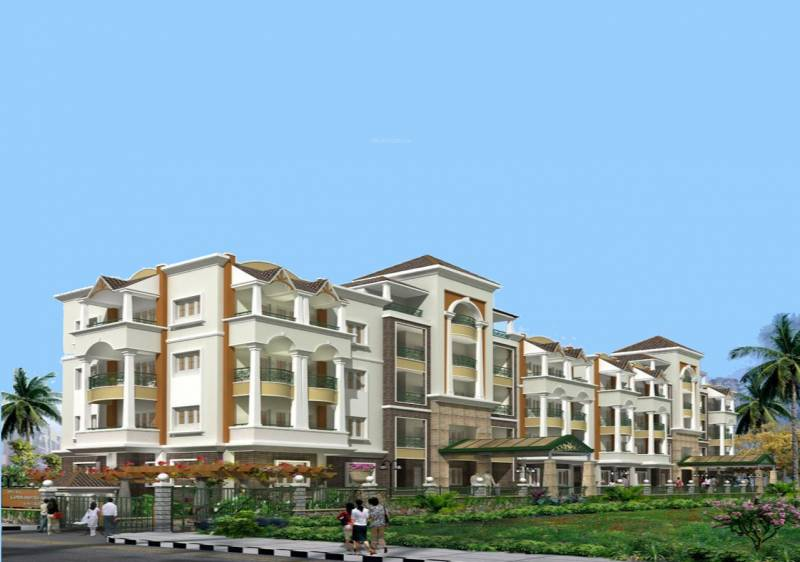 Images for Elevation of Hoysala Commanders Galleria