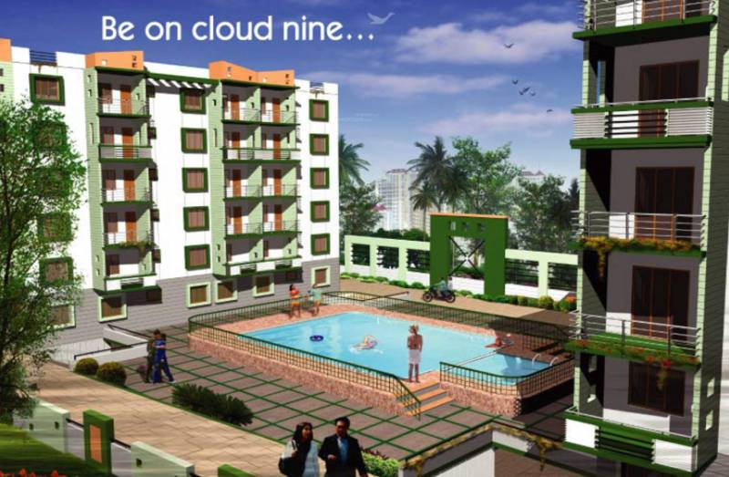 Images for Elevation of Mahaveer Ridge