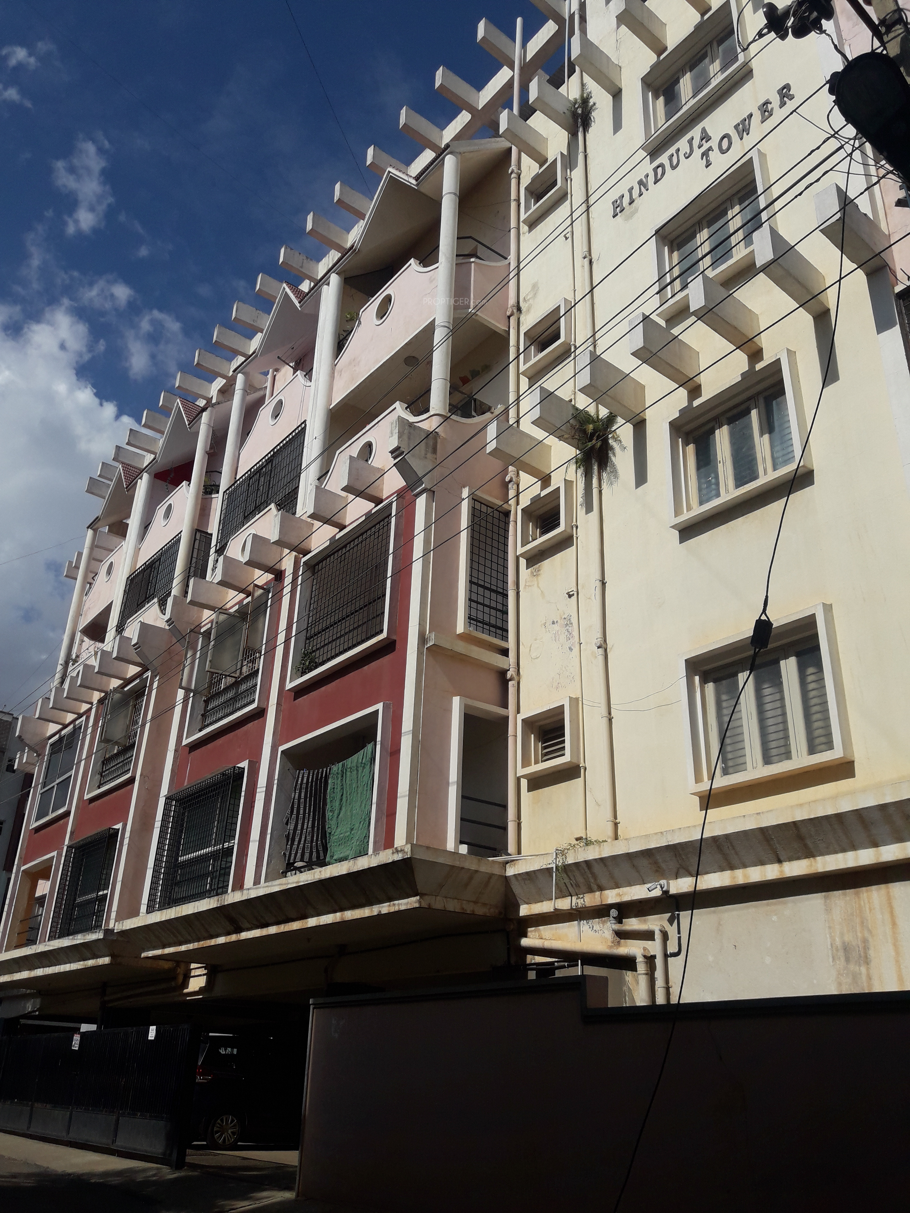 KVS Hinduja Towers in Kodigehalli, Bangalore - Price