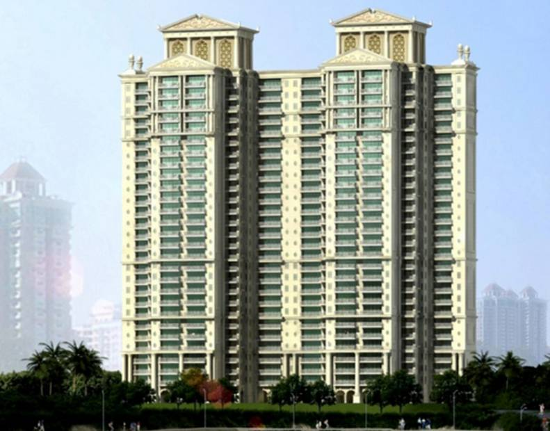 Images for Elevation of Hiranandani Lake Verandahs