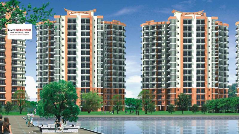 Images for Elevation of Gaursons Gaur Grandeur