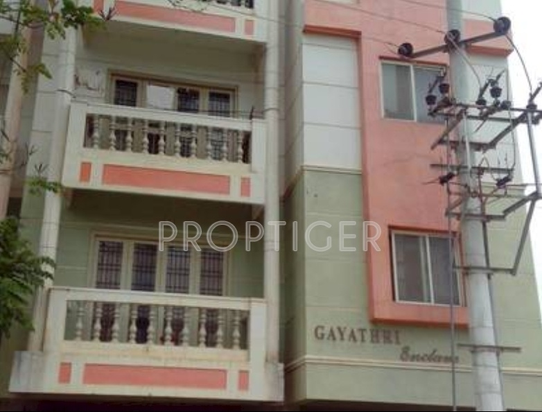 ds-group gayathri-enclave Elevation