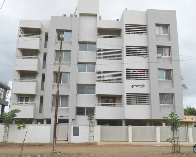 Images for Elevation of Gajra Asavari Apartment