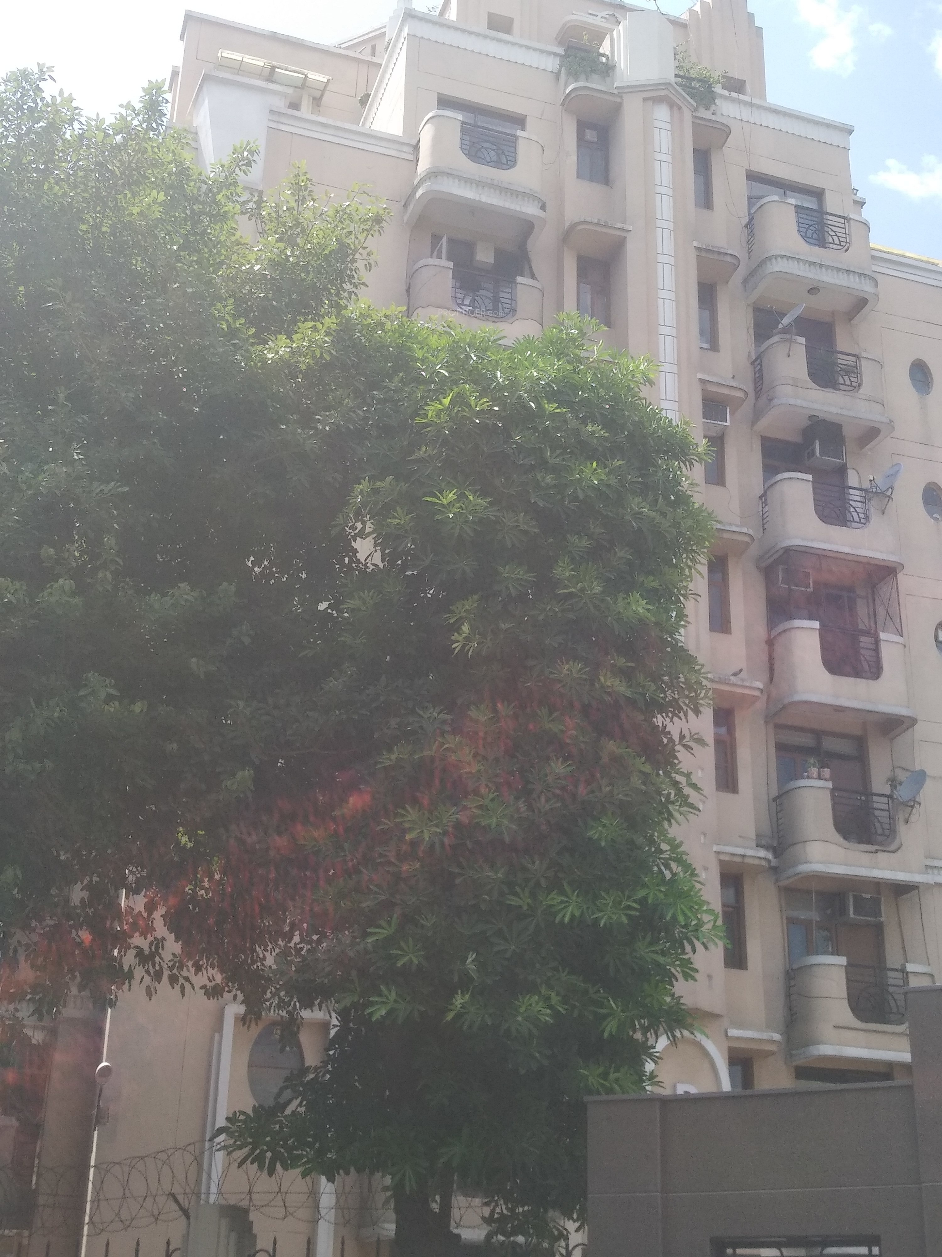 4 BHK 4T Apartment for Sale in ATS Green Greens I Sector ...