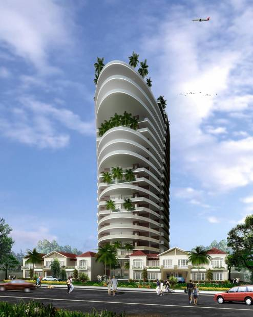 Images for Elevation of Gardenia Gitanjali
