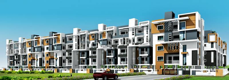 Images for Elevation of Mahaveer Rose