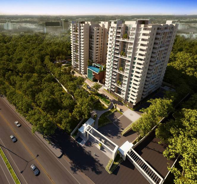 Images for Elevation of NCC Ivory Heights