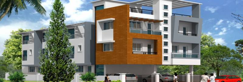 Images for Elevation of Amaar Foundation Krishna
