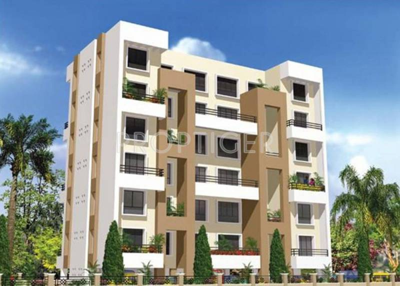 Images for Elevation of Amit Emerald Park