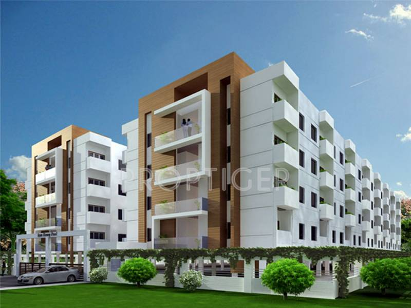 Images for Elevation of Icon Infra Shelters India Honey Pool