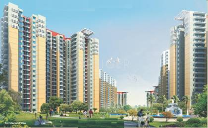 Images for Elevation of Nimbus Express Park View 2