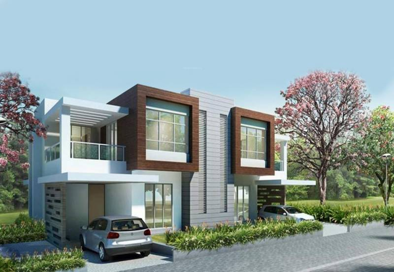 Images for Elevation of Kolte Patil Ivy Villa