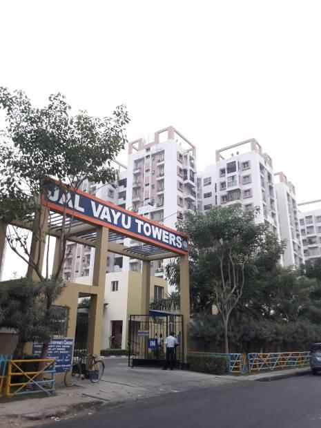 jalvayu-tower Elevation