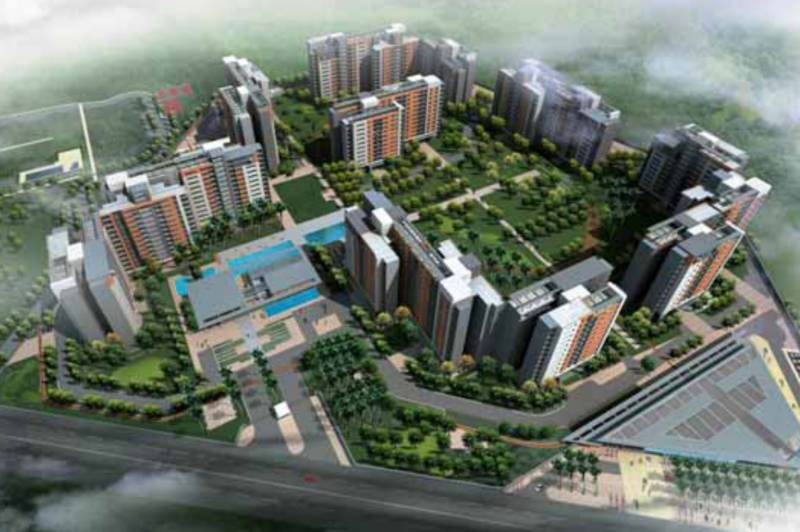 Images for Elevation of Unitech Habitat