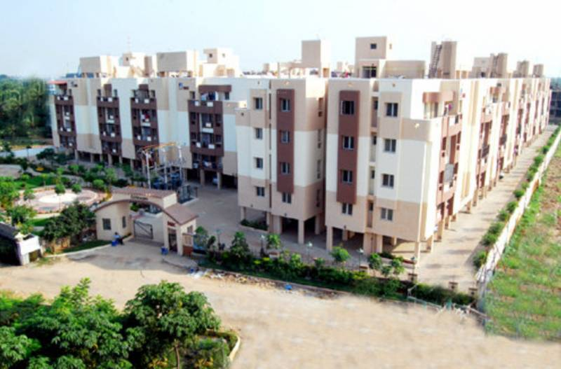dabc abhinayam-phase-1 Elevation