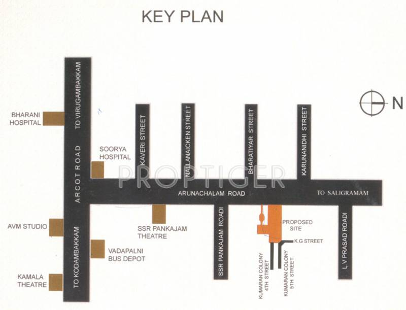 Images for Location Plan of Jain West Minster