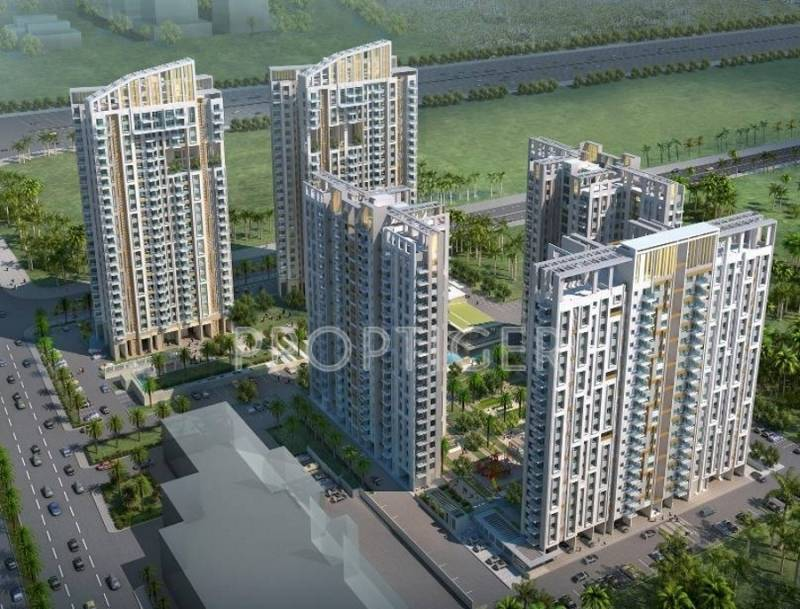 Images for Elevation of TATA Eden Court Primo