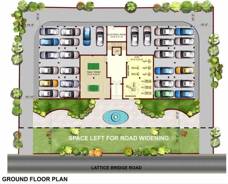 Images for Cluster Plan of Lancor Holdings Trafalgar
