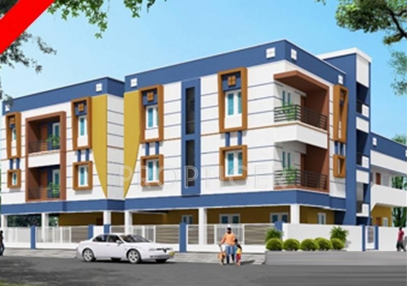 Images for Elevation of AV Constructions Sharvam