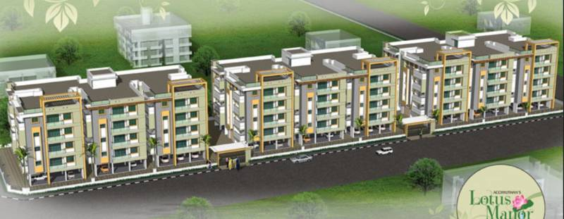 acchyuthan-builders lotus-manor Elevation