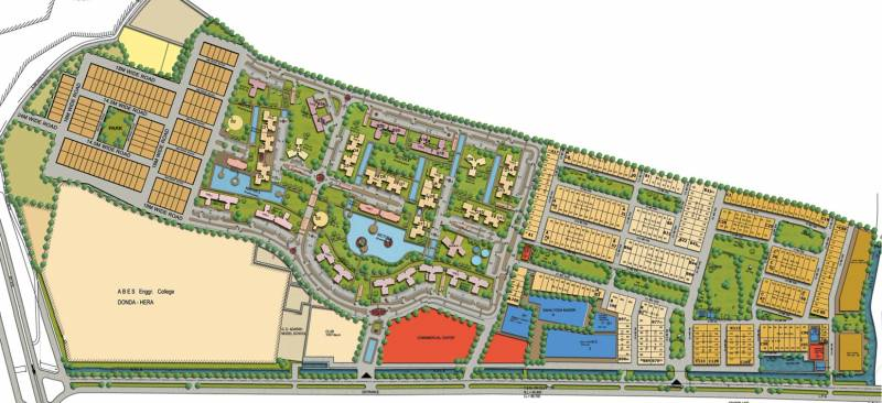 aquapolis Images for Layout Plan of Ansal Aquapolis