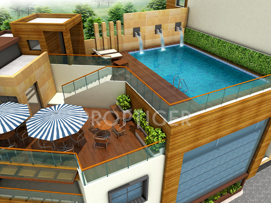 Landmark tivoli in mogappair chennai price location map floor plan reviews for Swimming pool construction cost in chennai