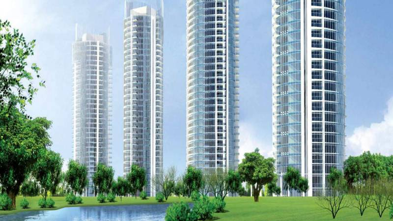 Images for Elevation of Jaypee The Sun Court
