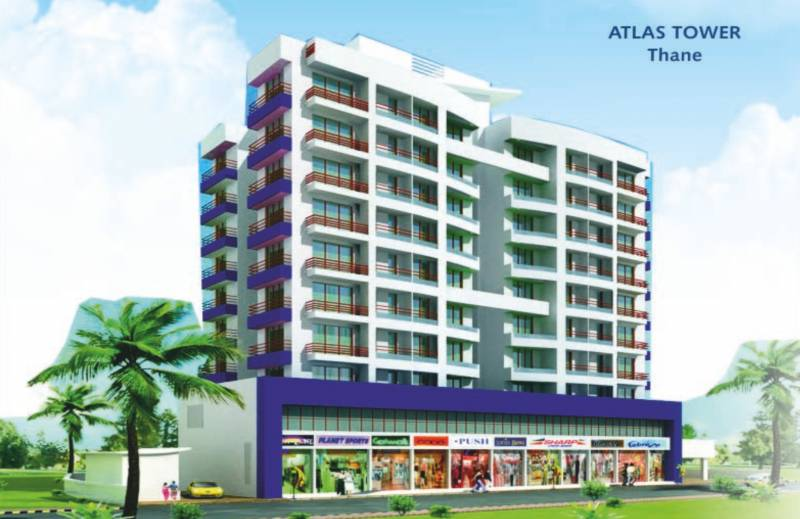 Images for Elevation of Kavya Atlas Tower
