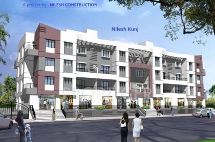 nilesh-construction kunj Elevation