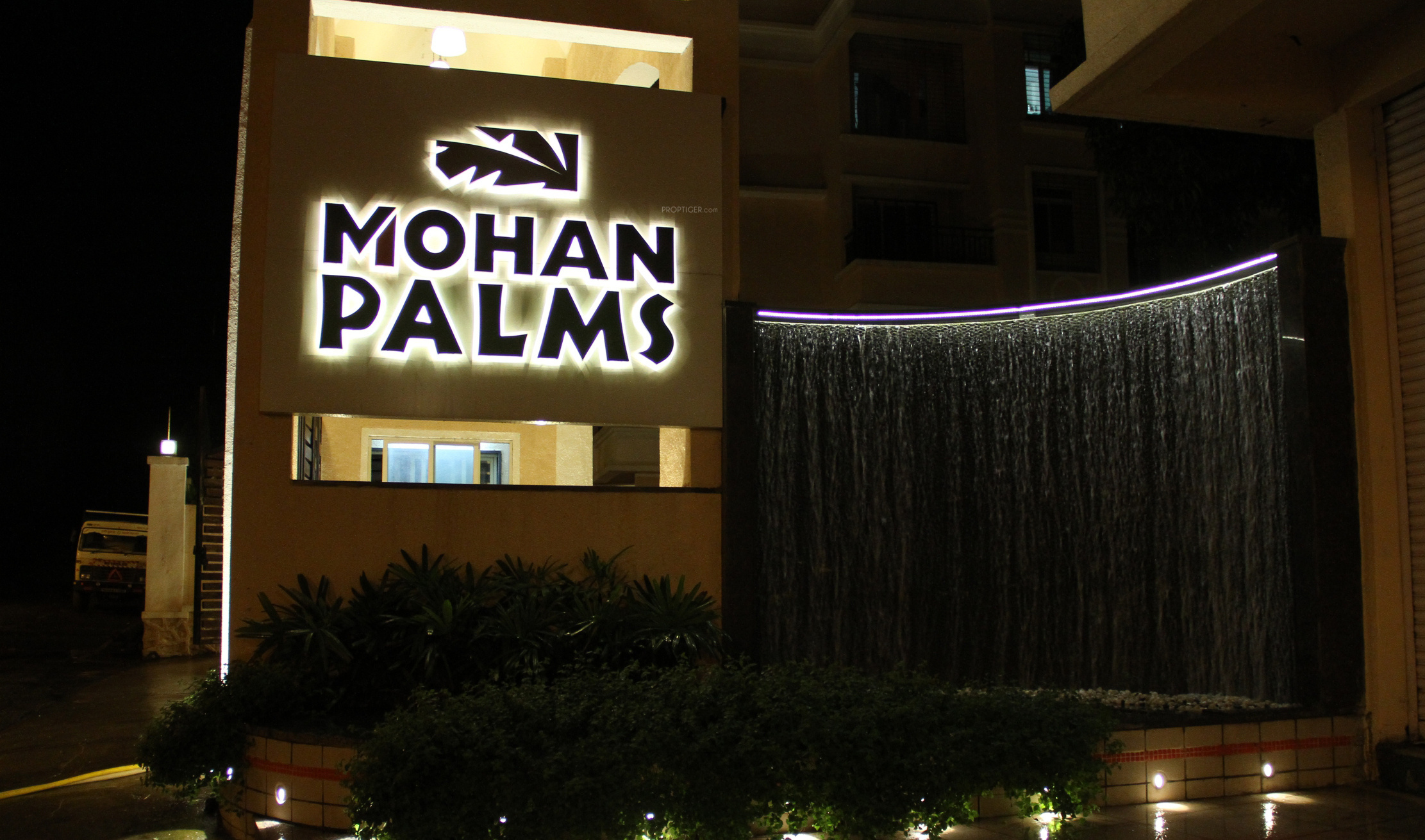 Mohan Palms In Badlapur East Mumbai Price Location Map