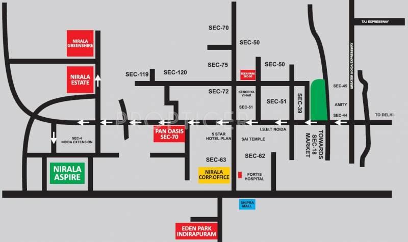 Images for Location Plan of Nirala Estate