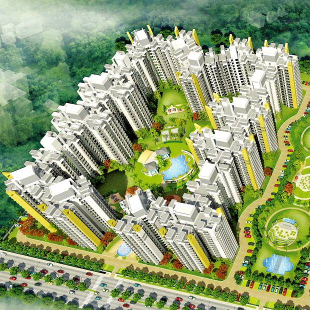 estate Images for Elevation of Nirala Estate