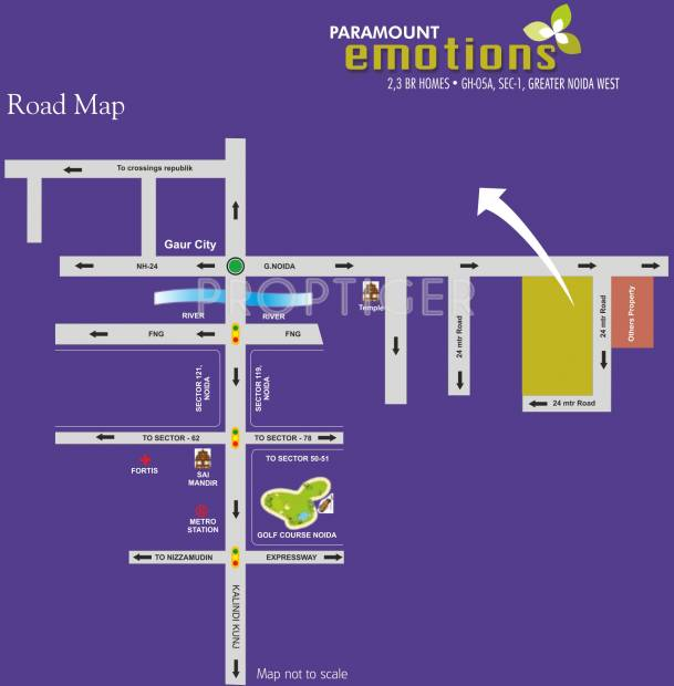 Images for Location Plan of Paramount Emotions