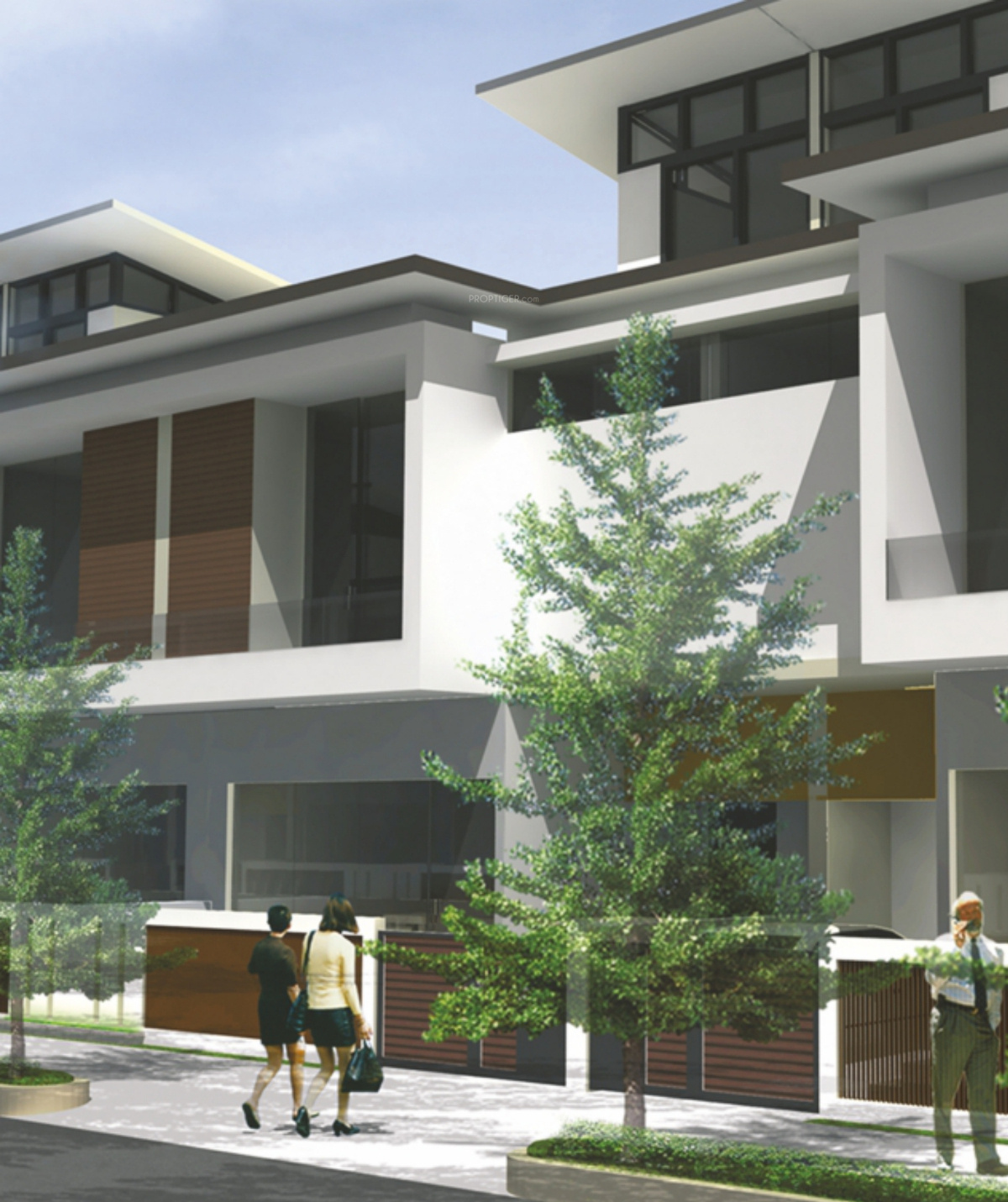 2690 sq ft 5 bhk 5t villa for sale in panchsheel greens 2 for Greentown villas 1 extension