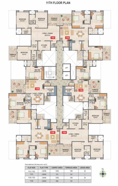 Images for Cluster Plan of Paranjape Saptagiri