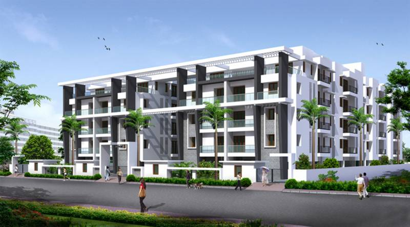 Images for Elevation of Srivilas Roopam